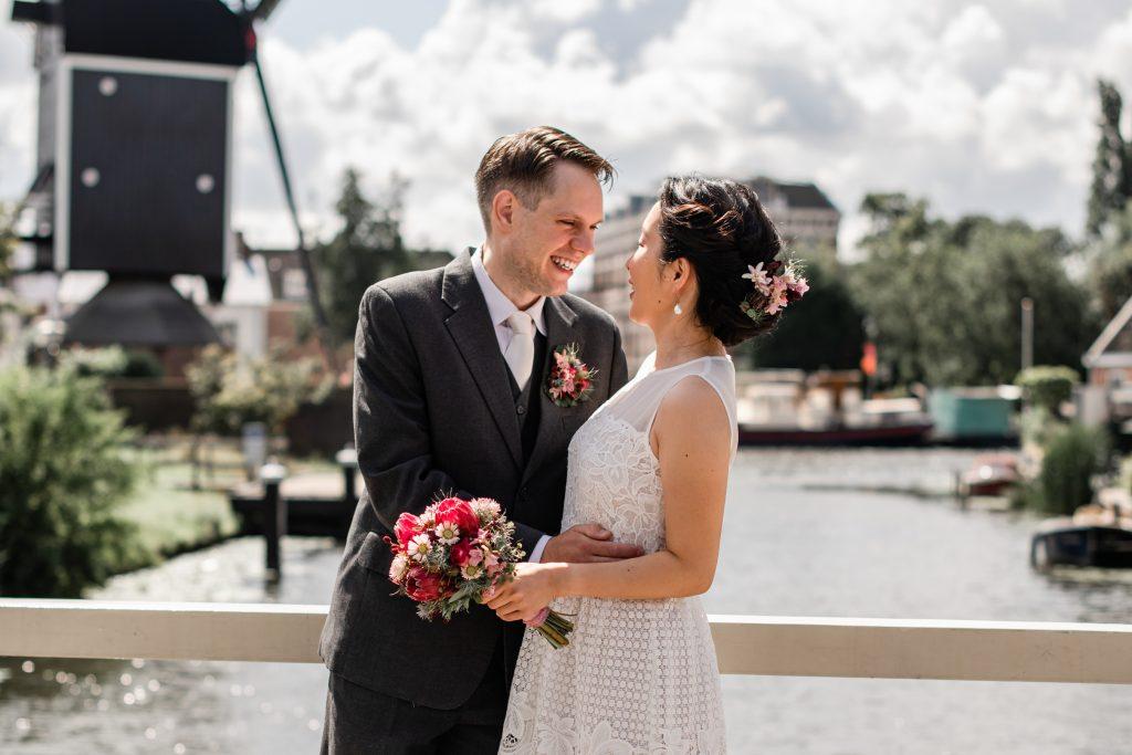 Bruidsfotografie Leiden